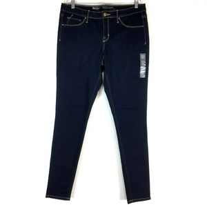 Mossimo SZ 12 Jeans Jeggings Power Stretch Skinny